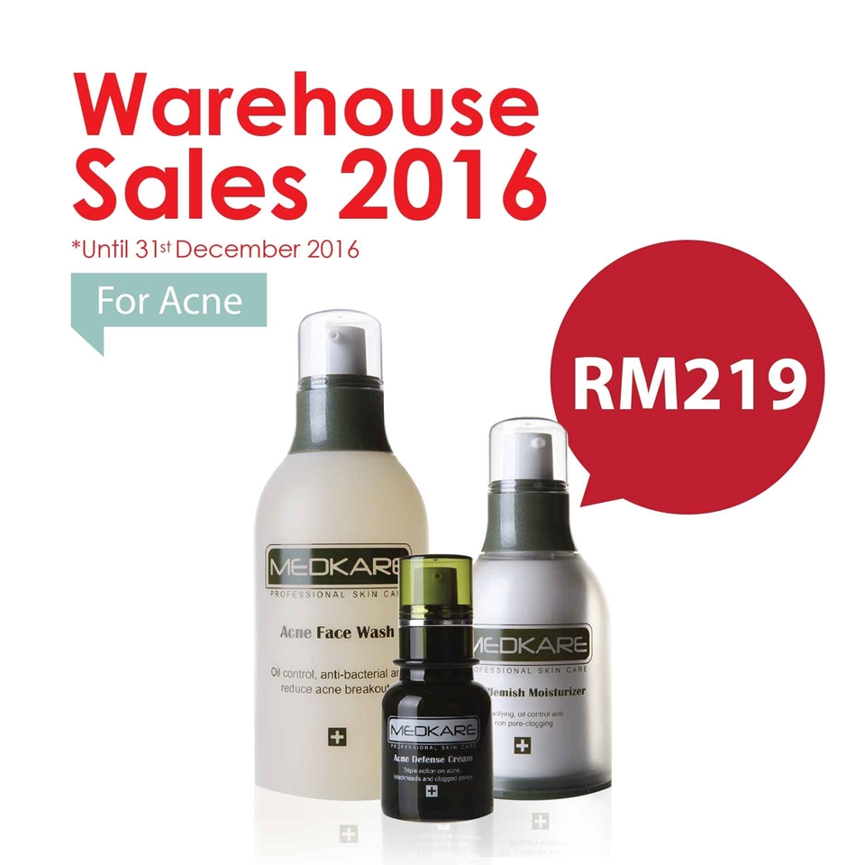 Picture of Acne Package RM219