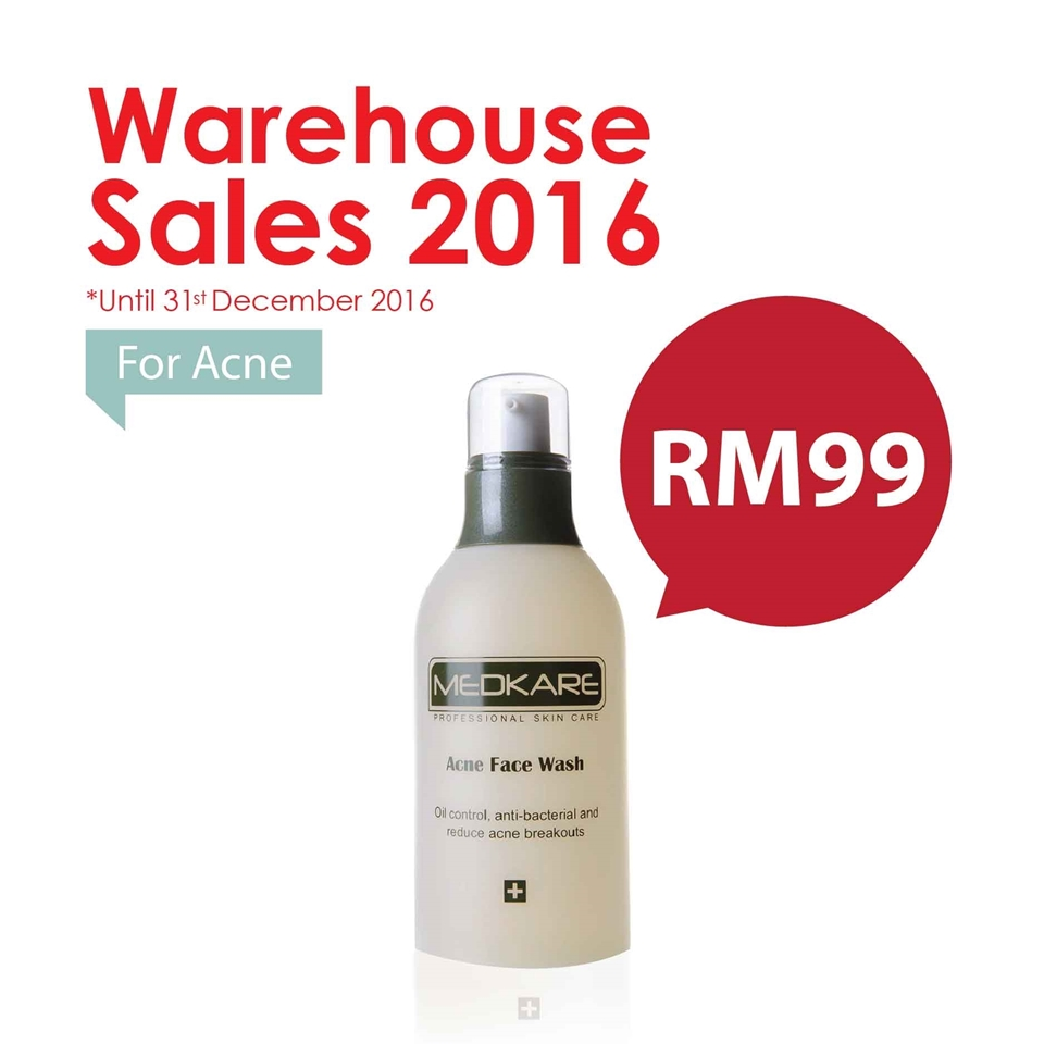 Picture of Acne Package RM99