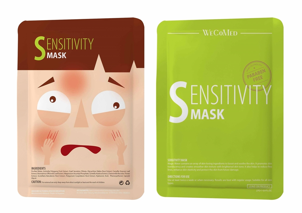 Picture of WeCoMed Sensitivity Mask