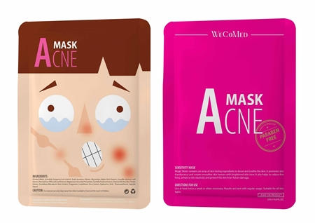 Picture of WeCoMed Acne Mask