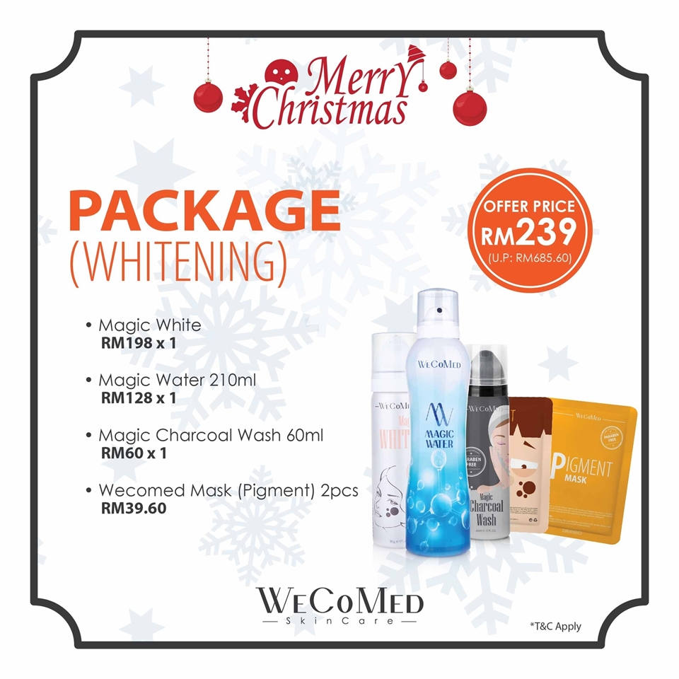 Picture of 【Christmas Promotion】Whitening Package