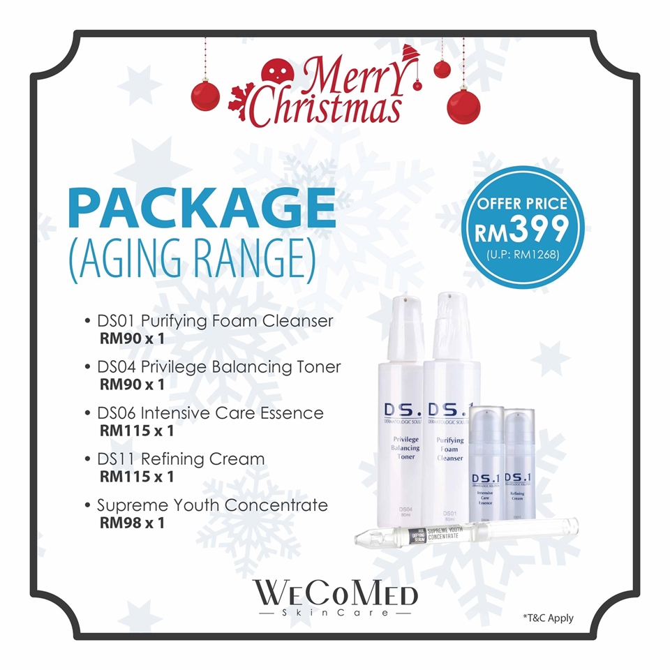 Picture of 【Christmas Promotion】Aging Package