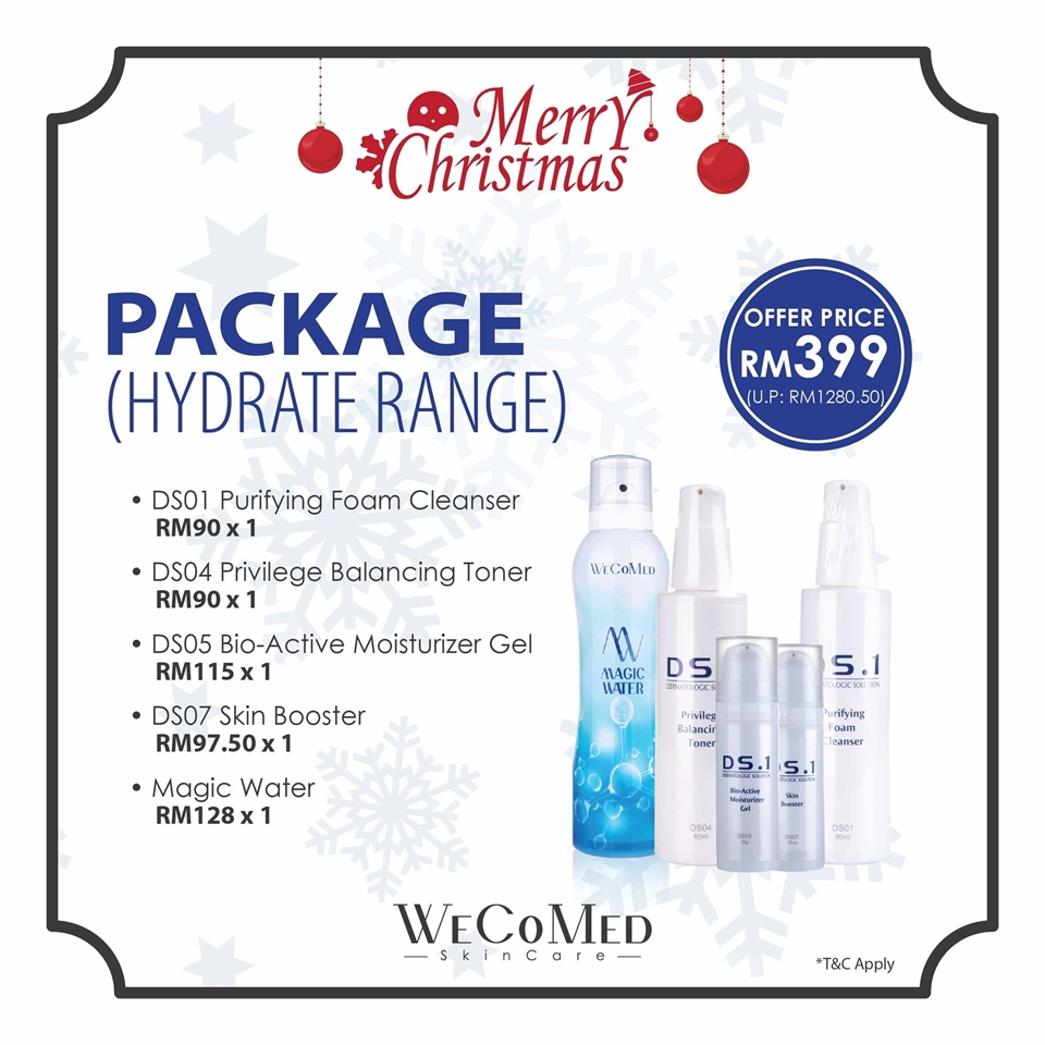 Picture of 【Christmas Promotion】Hydrate Package