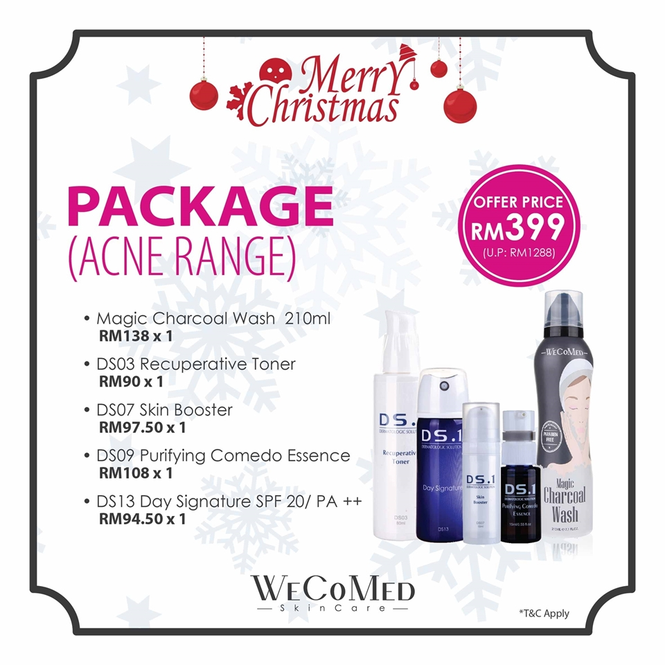 Picture of 【Christmas Promotion】DS.1 Acne Package