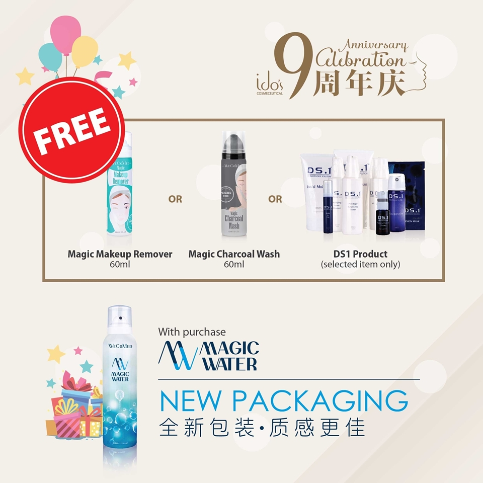 Picture of Magic Water Special Promotion Buy 1 Free 1
