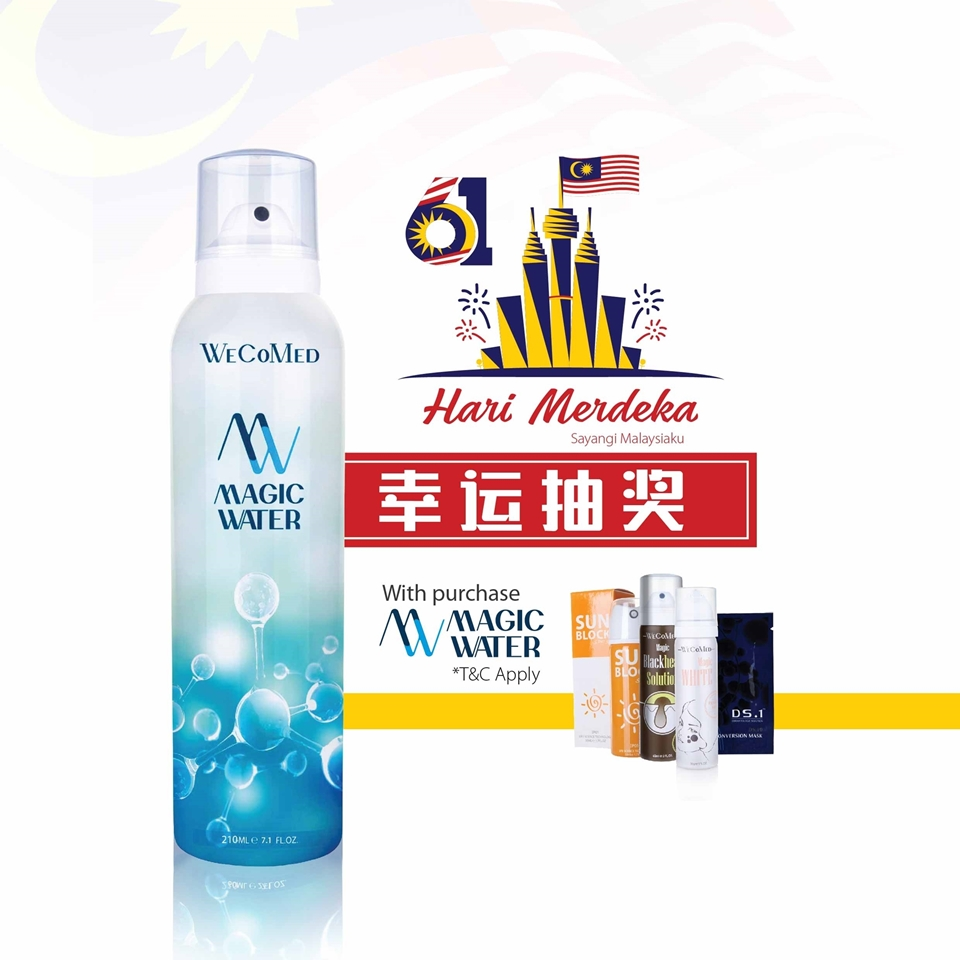 Picture of Free Product with purchase Magic Water